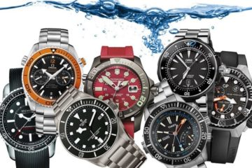5 Maneiras de Identificar um Relógio de Mergulho