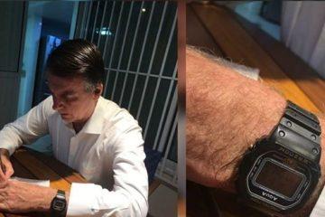 Relógio Aqua Jair Bolsonaro Presidente 360x240 - Relógio Bolsonaro: A história real do Relógio Aqua do Presidente